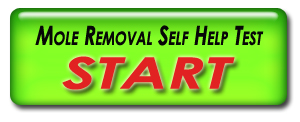 Mole Removal Self Help Test